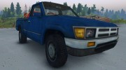 Toyota Hilux for Spintires 2014 miniature 3
