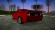 Saleen S281 2007 for GTA Vice City miniature 4