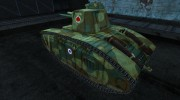 Шкурка для BDR G1B для World Of Tanks миниатюра 3