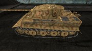 "Шкурка для Tiger ""Танк Михаэля Виттмана. Нормандия, 1944 год"" for World Of Tanks miniature 2"