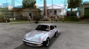 Porsche 911 Turbo 1982 for GTA San Andreas miniature 1