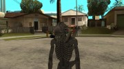 Чужой Xenomorph for GTA San Andreas miniature 1