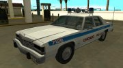 Ford LTD Crown Victoria 1987 Chicago Police Department for GTA San Andreas miniature 1