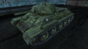 T-34 14 for World Of Tanks miniature 1