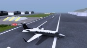 Bombardier Learjet XR 45 for GTA San Andreas miniature 4