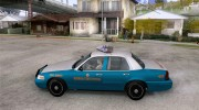 Ford Crown Victoria Georgia Police for GTA San Andreas miniature 2
