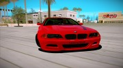 BMW M3 E46 Liberty Walk для GTA San Andreas миниатюра 3