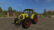 Claas Arion 650 версия 1.0.0.0 for Farming Simulator 2017 miniature 1