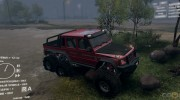 Mercedes-Benz G65 6x6 for Spintires DEMO 2013 miniature 1