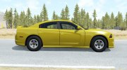 Dodge Charger SRT8 (LD) 2012 for BeamNG.Drive miniature 4