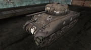 Шкурка для M4 Sherman для World Of Tanks миниатюра 1