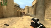 Black and Silver Scout для Counter-Strike Source миниатюра 1