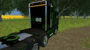 Scania R560 Templer Edition Green Turm for Farming Simulator 2013 miniature 5