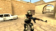 Polish Desert Grom для Counter-Strike Source миниатюра 1