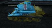 M3 Stuart PROHOR1981 для World Of Tanks миниатюра 2