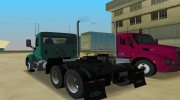 Peterbilt 579 for GTA Vice City miniature 3