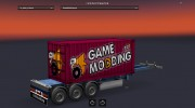 Mod GameModding trailer by Vexillum v.2.0 для Euro Truck Simulator 2 миниатюра 4