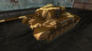 Шкурка для M26 Pershing for World Of Tanks miniature 1