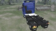 Foton Auman GTL for Spintires 2014 miniature 3
