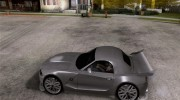 BMW Z4 Supreme Pimp TUNING volume I для GTA San Andreas миниатюра 2