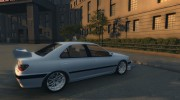 Peugeot 406 Taxi for Mafia II miniature 5