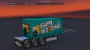 Mod GameModding trailer by Vexillum v.2.0 для Euro Truck Simulator 2 миниатюра 13
