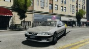 Peugeot 406 for GTA 4 miniature 1