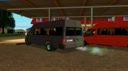 Ford Transit for GTA San Andreas miniature 8
