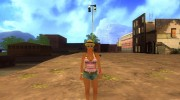 Tracey De Santa (GTA V) v.2 for GTA San Andreas miniature 2