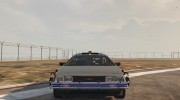 DeLorean DMC-12 for GTA 5 miniature 2