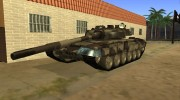 Танк T-72 for GTA San Andreas miniature 1
