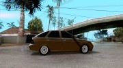 Лада Приора light tuning хэтчбек for GTA San Andreas miniature 5