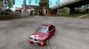 BMW M3 E30 1991 for GTA San Andreas miniature 1