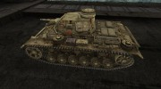PzKpfw III от kirederf7 for World Of Tanks miniature 2
