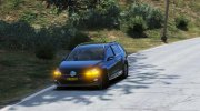 Volkswagen Golf Variant 2014 for GTA 5 miniature 2