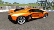 Lamborghini Aventador for BeamNG.Drive miniature 2