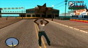 50 animations V1.0 by PXKhaidar for GTA San Andreas miniature 2