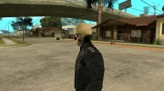 Ghost Ryder Skin for GTA San Andreas miniature 2