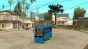 Iveco Eurocity for GTA San Andreas miniature 1