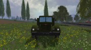 МАЗ 205 for Farming Simulator 2015 miniature 6