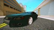 Audi S5 2010 for GTA San Andreas miniature 3