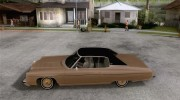 Chevrolet Caprice Classic lowrider for GTA San Andreas miniature 2