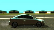 Scion tC - Stock for GTA San Andreas miniature 5
