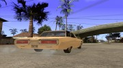 Ford Thunderbird 1964 for GTA San Andreas miniature 4