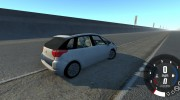 Citroen C4 Picasso for BeamNG.Drive miniature 3