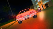Chevrolet Corvette (C3) Stingray T-Top 1969 for GTA Vice City miniature 10