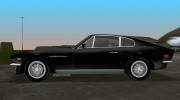 Aston Martin V8 Vantage 70s for GTA Vice City miniature 4
