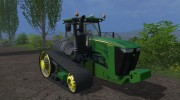John Deere 9560RT for Farming Simulator 2015 miniature 2