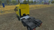 MAN TGS with Strobe Light v 2.5 для Farming Simulator 2013 миниатюра 4