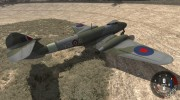 Gloster Meteor Mk. III Alpha для BeamNG.Drive миниатюра 4